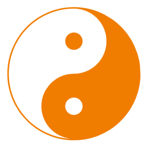 Logo Yin yang